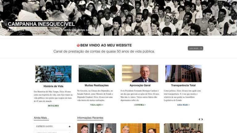 WebsiteElcioAlvarfes